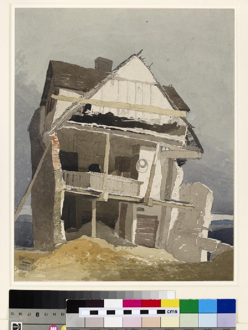 A Ruined House (WA1931.8)