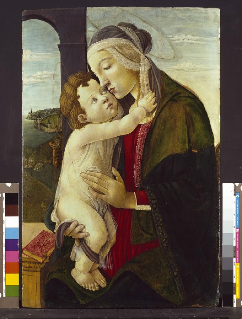 The Virgin and Child (WA1932.1)