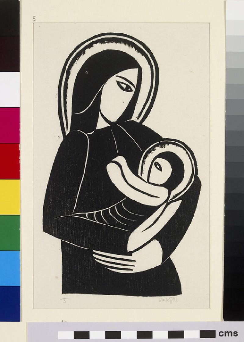 Madonna and Child (WA1932.10)