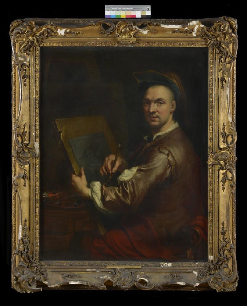Portrait of an artist (WA1932.199)