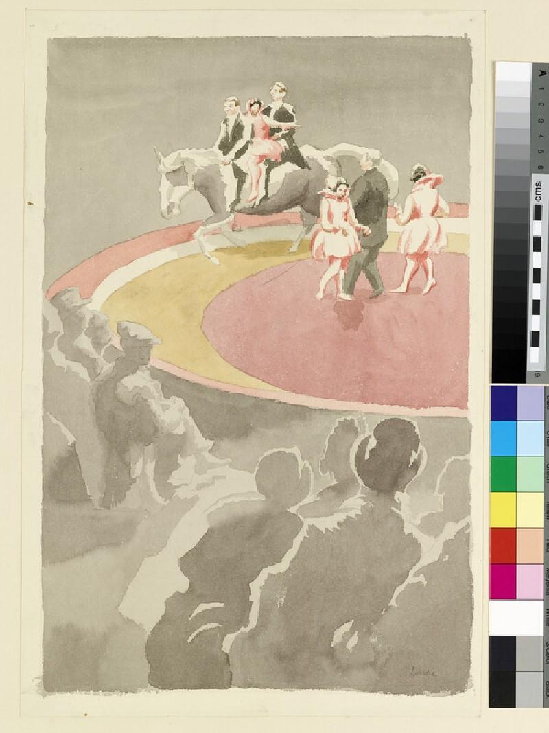Circus Ring (WA1932.204)