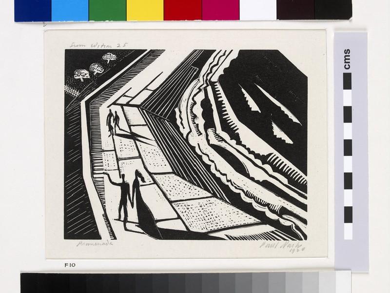 Promenade (Promenade No.1) (WA1932.22)