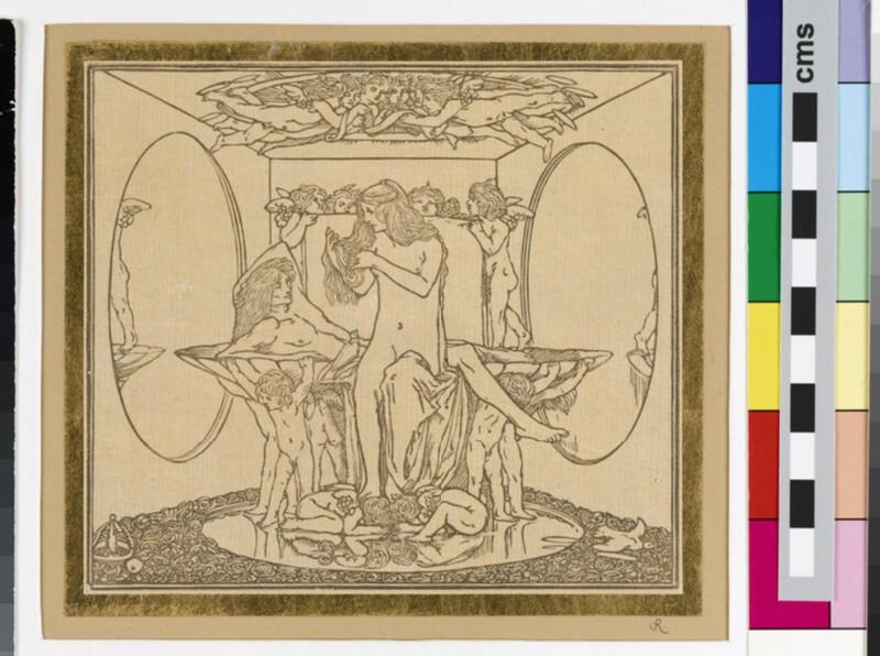 The Toilet of Venus and Anchises (WA1932.27)