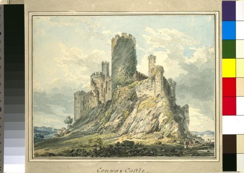 Conway Castle (WA1934.113)