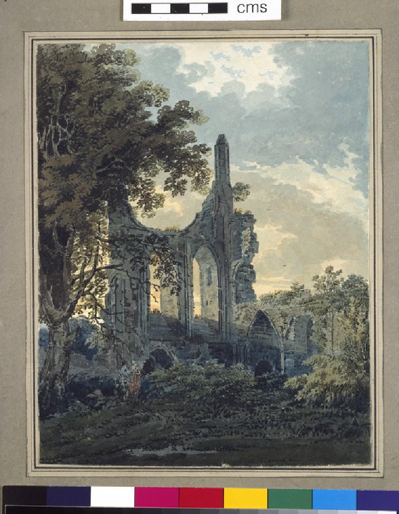 Byland Abbey, Yorkshire (WA1934.117)