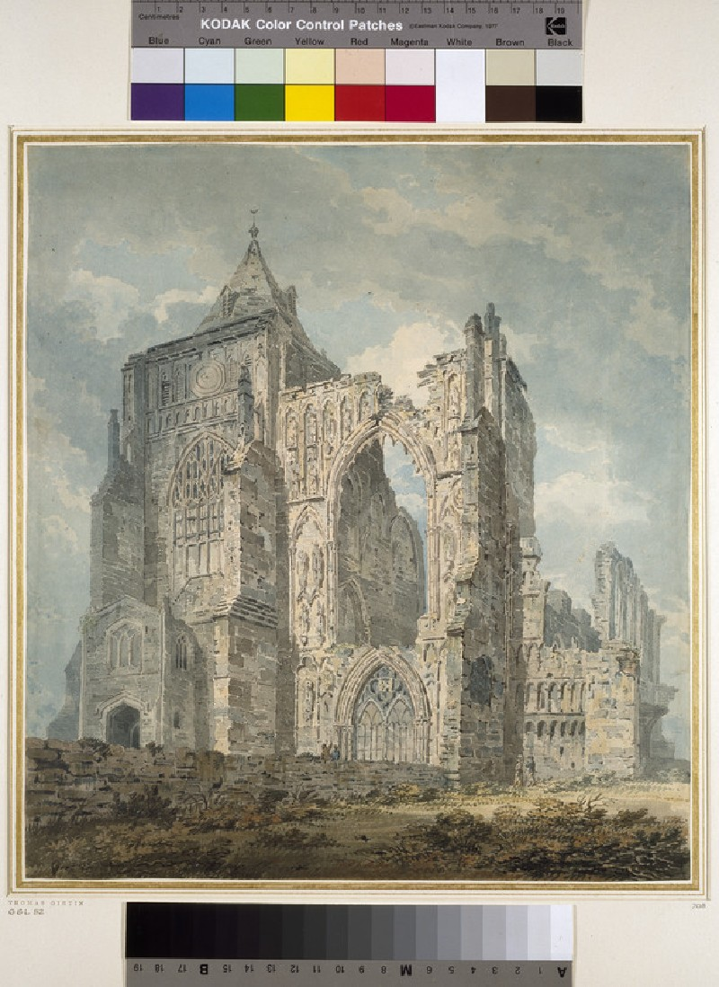 Crowland Abbey, Lincolnshire (WA1934.126.1)
