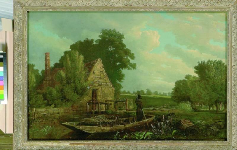 King's Mill on the Cherwell (WA1934.14)