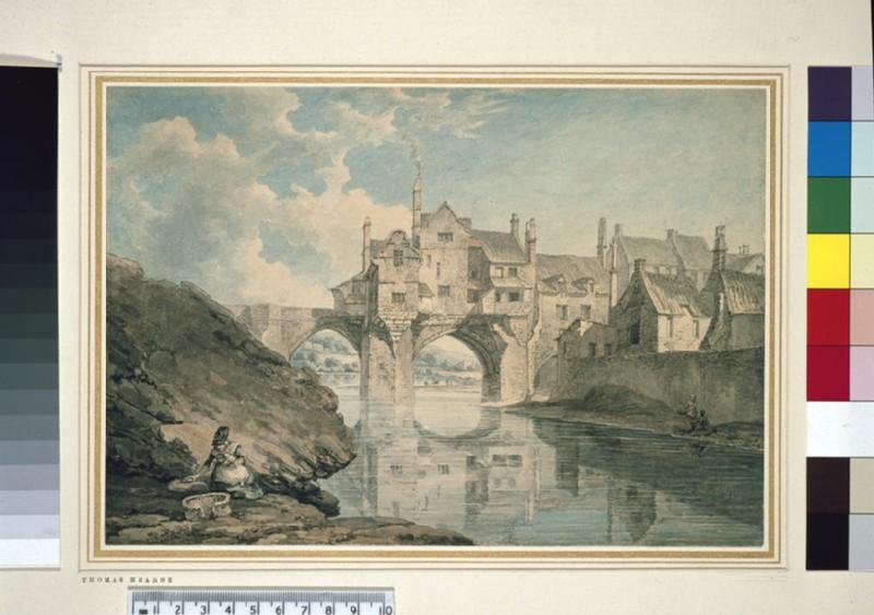 Elvet Bridge, Durham (WA1934.156)