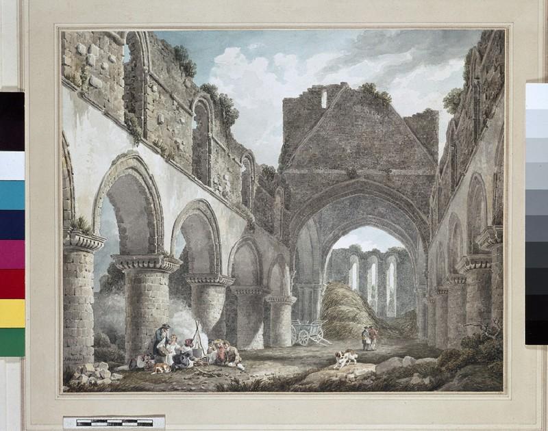 Buildwas Abbey, Shropshire