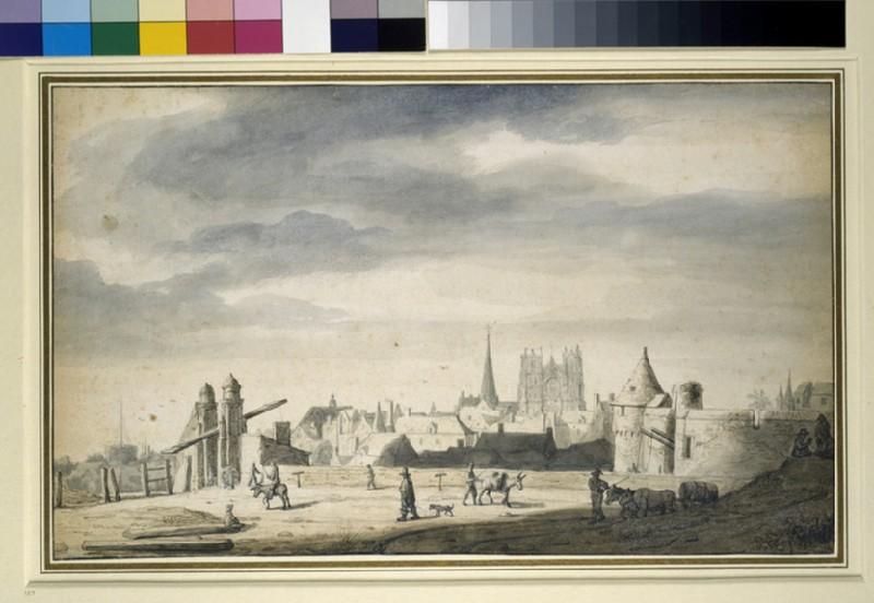 View of Nantes (WA1934.273)