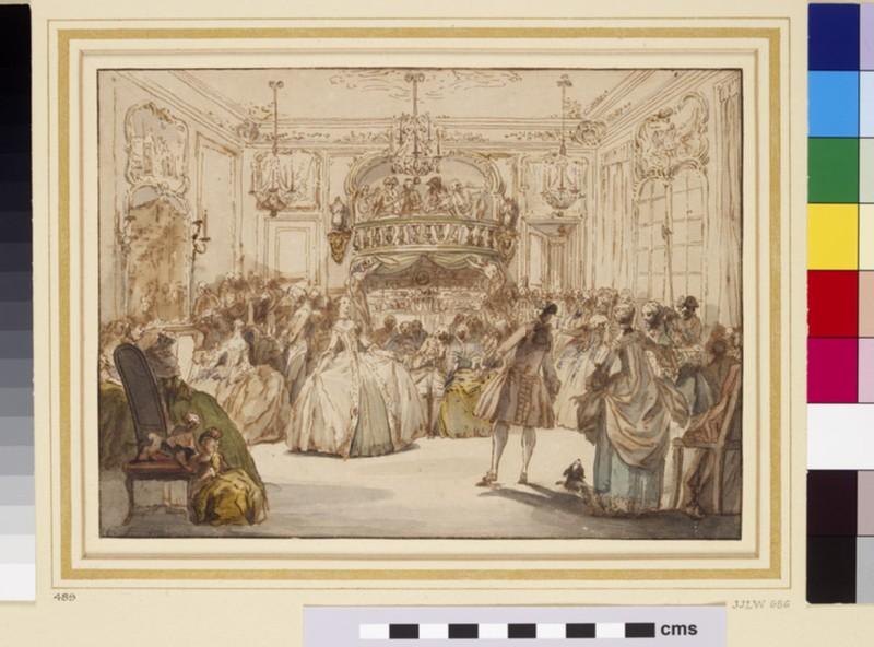 Dance in a ballroom (WA1934.280)