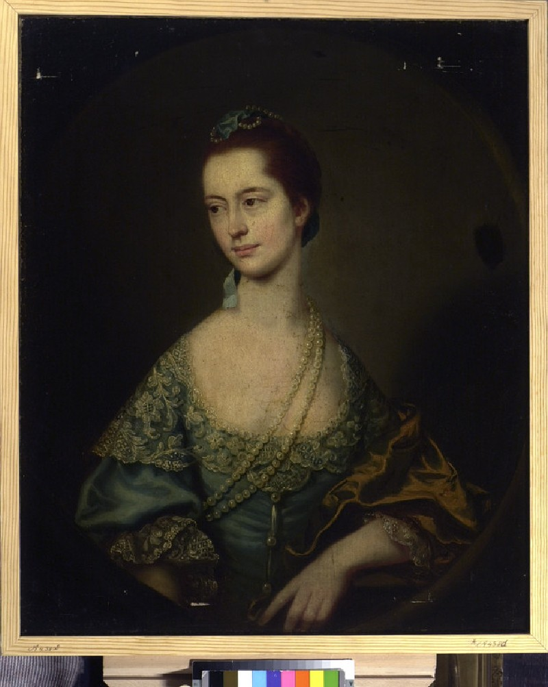 Frances Kinderley, Wife of James Smith, Junior