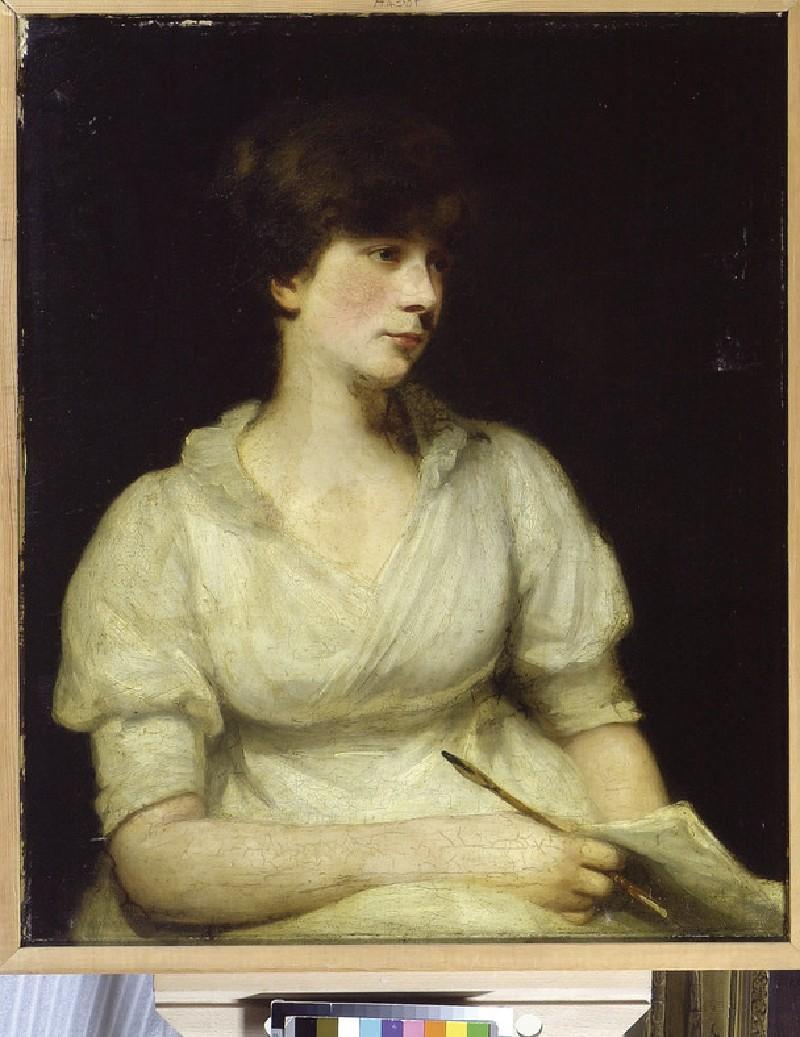Sarah, Mrs Francis Smith (WA1934.423)