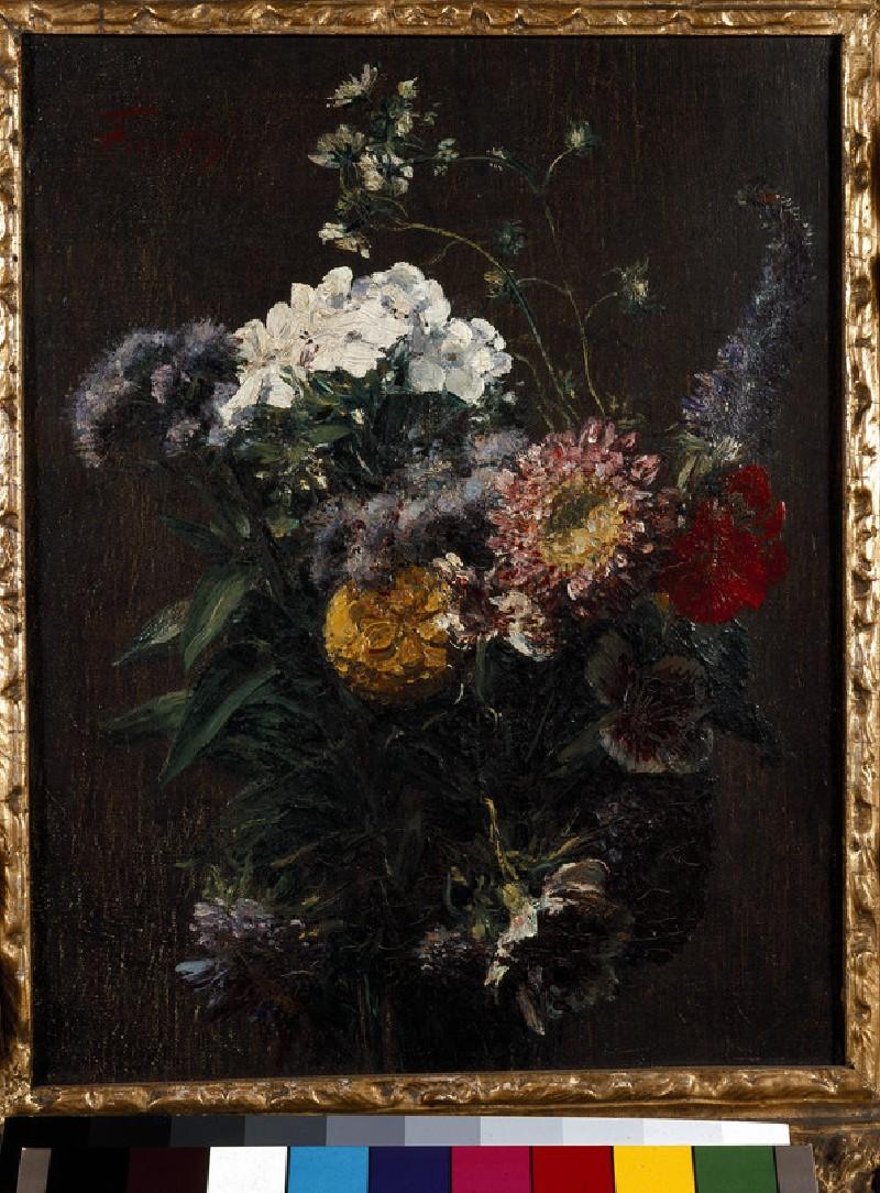 Still Life of Mixed Flowers (WA1934.5)