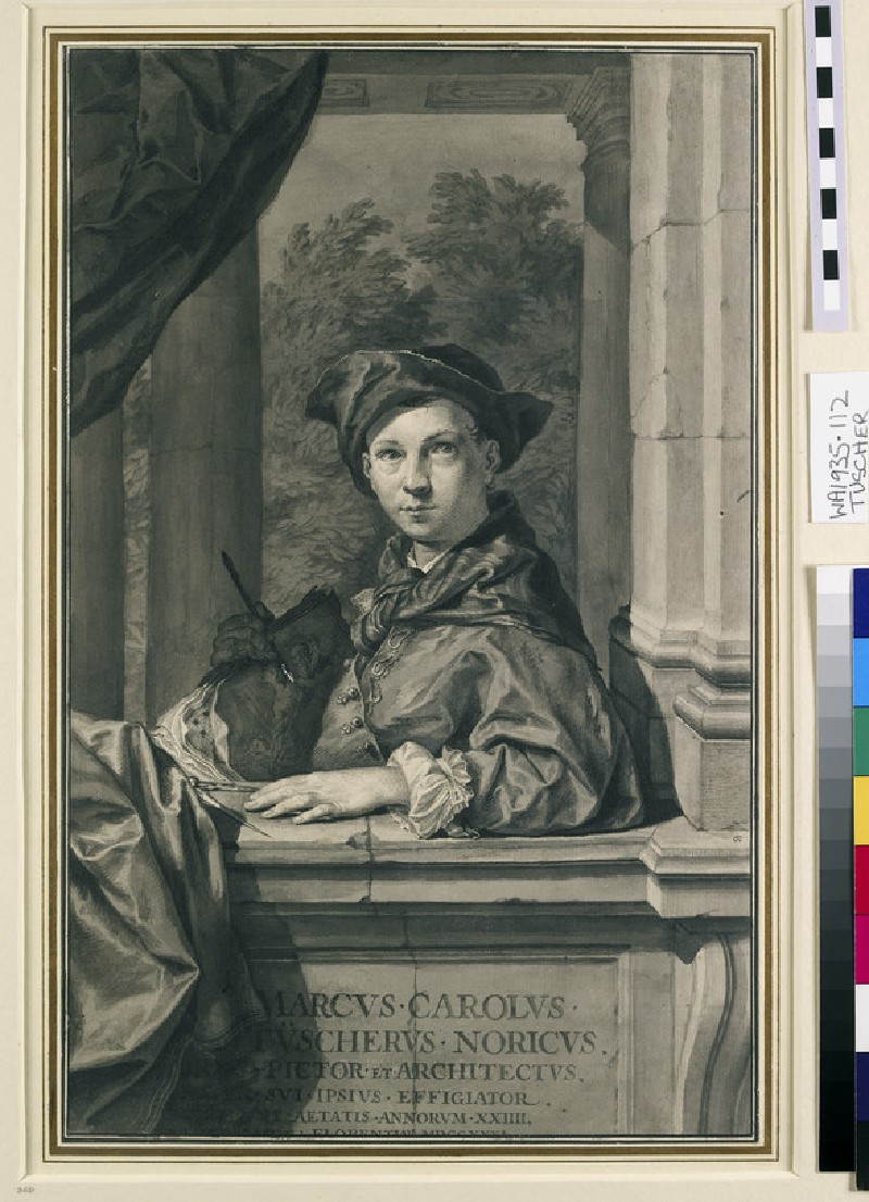 Self-portrait (WA1935.112)