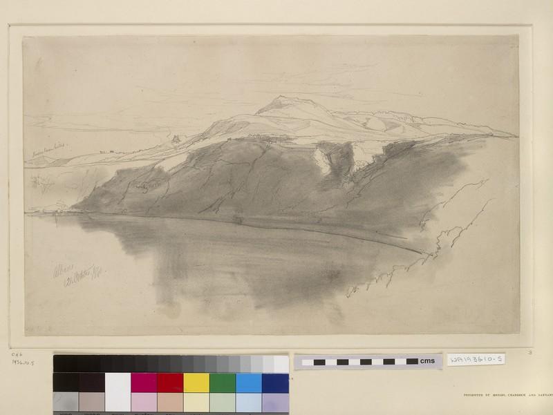 The Lake of Albano