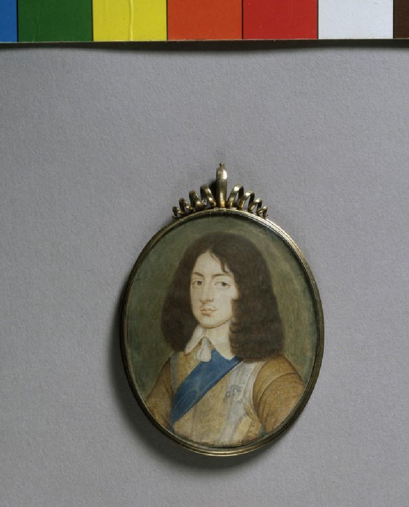 Portrait of Charles II (WA1936.114)