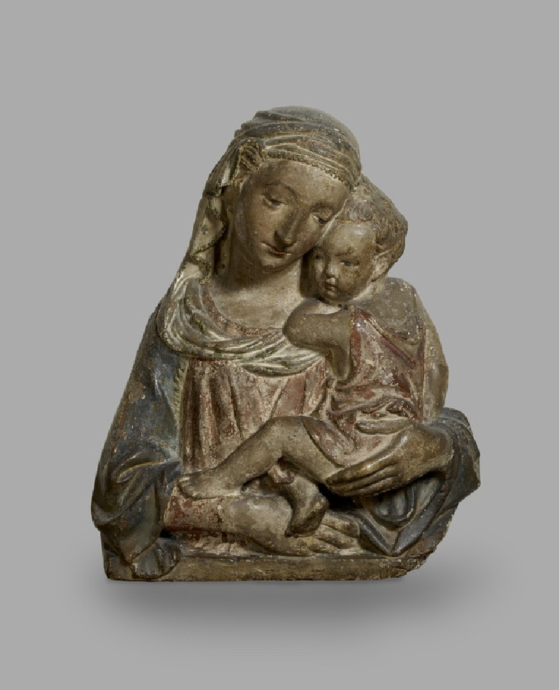 The Virgin and Child (WA1936.171)