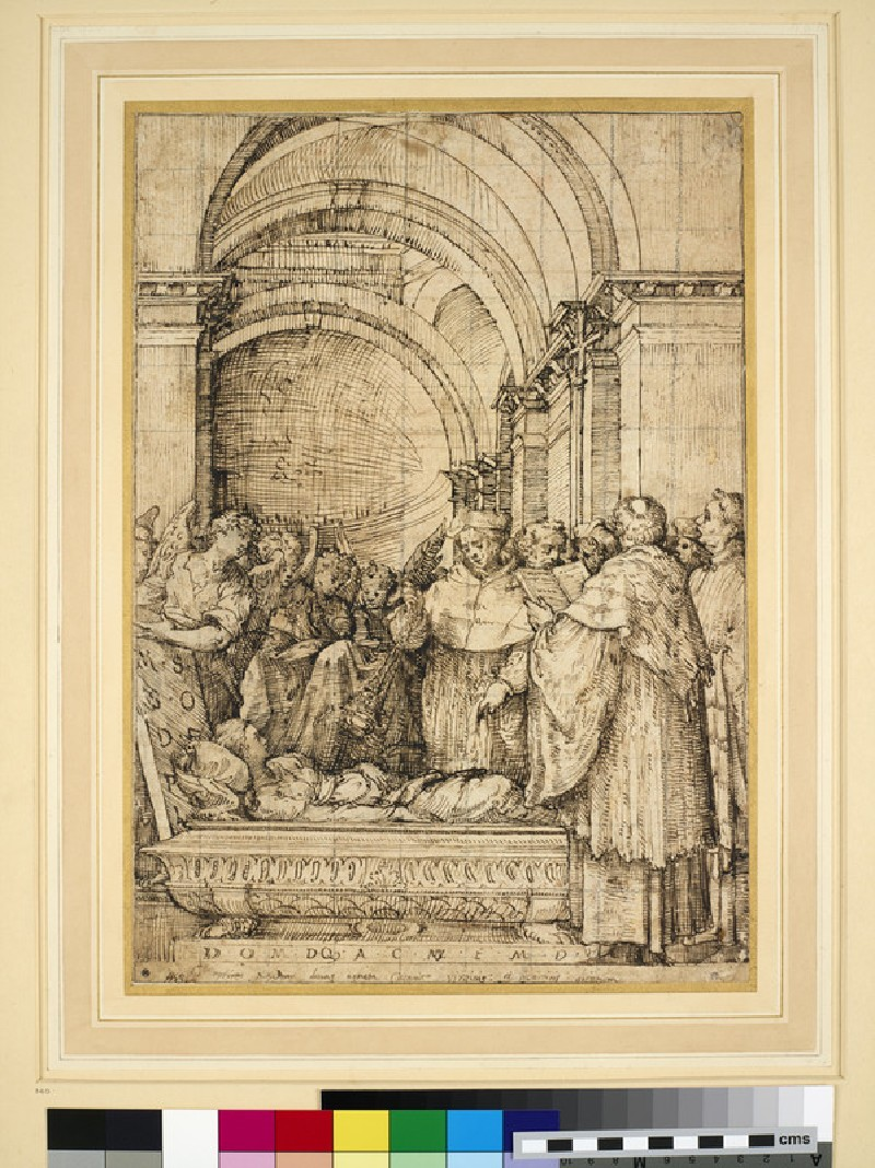 The Funeral of St Agatha