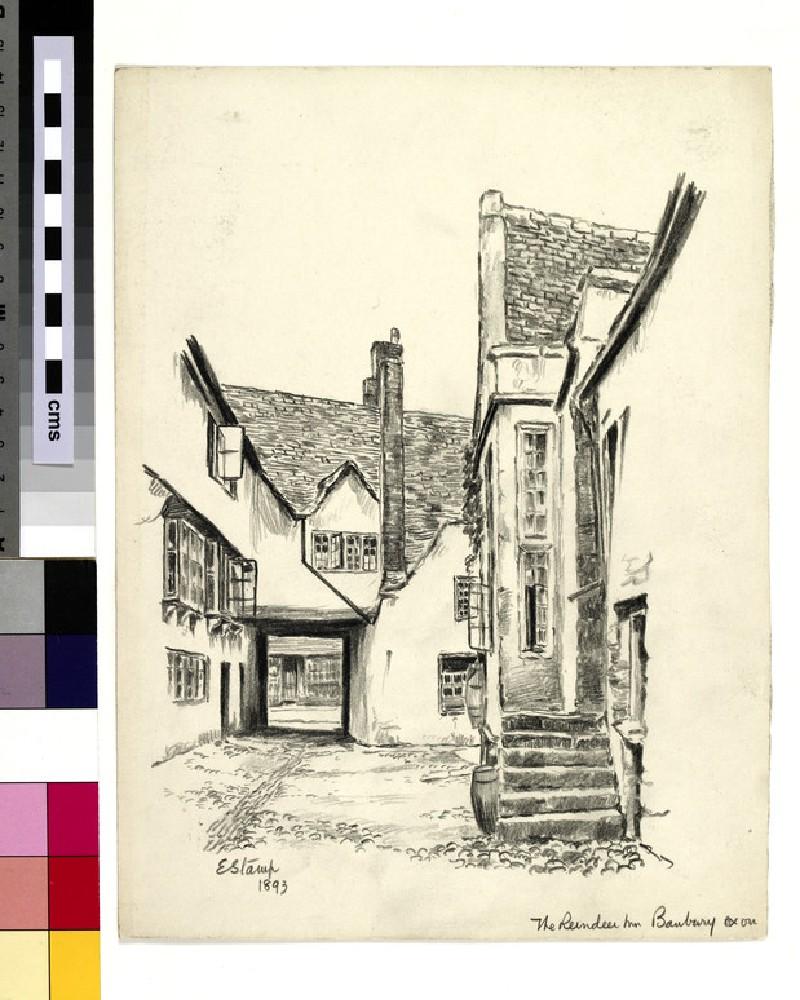 The Reindeer Inn, Banbury (WA1936.71)