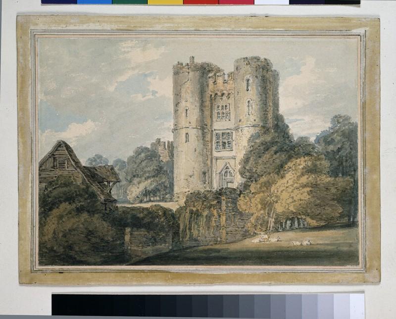 Saltwood Castle, Kent (WA1937.10)
