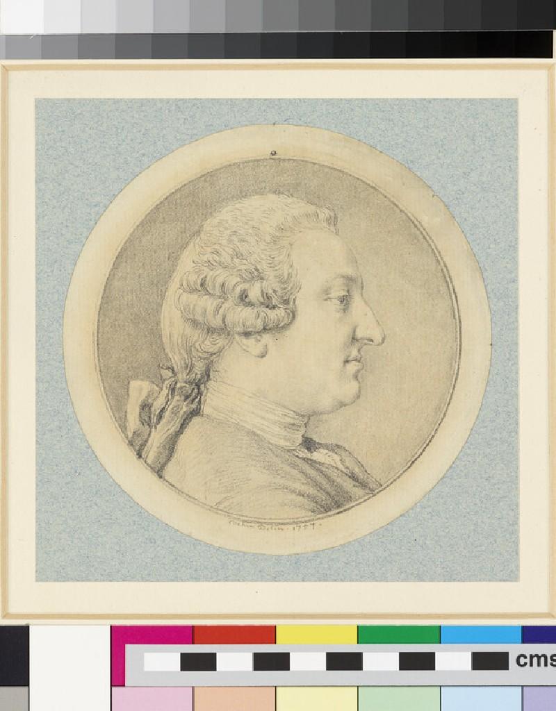 Portrait of Baron von Holbach (WA1937.281)