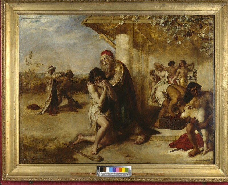 The Repentant Prodigal's Return to his Father