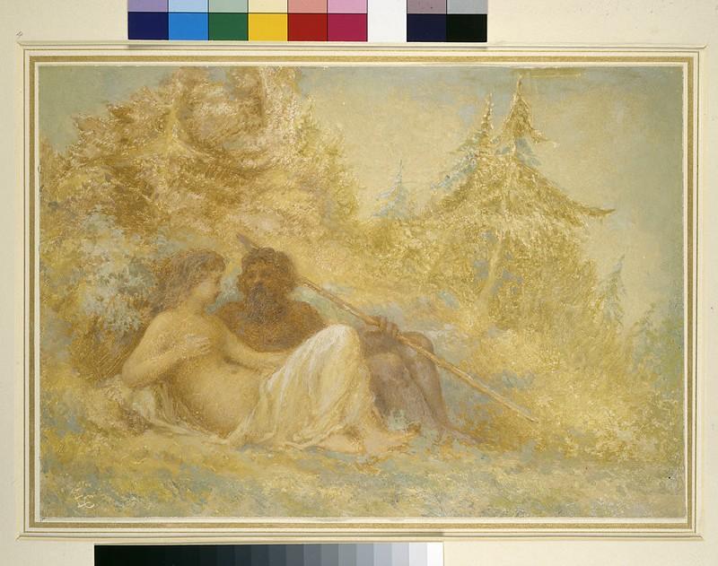 Mars and Venus (WA1937.44)