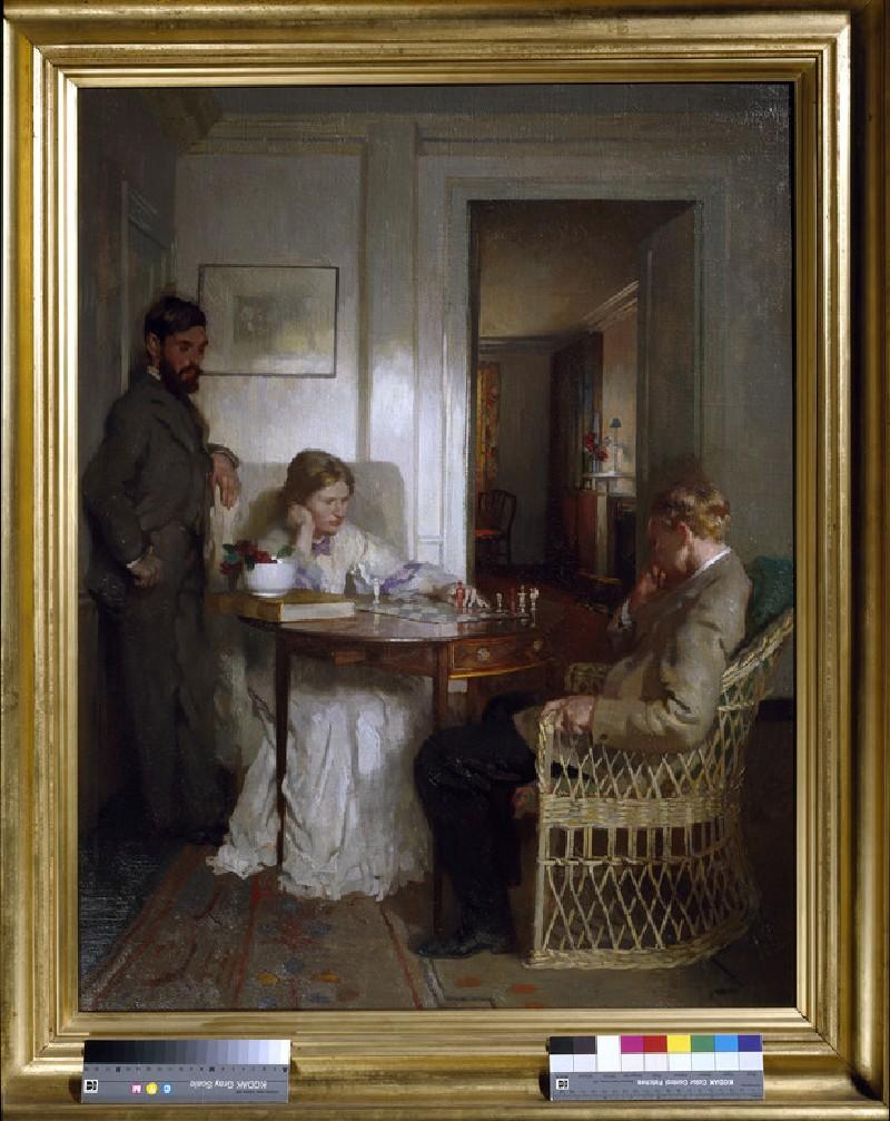 The Chess Players (WA1937.45)
