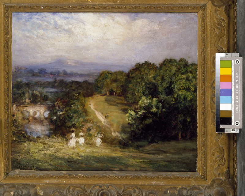 Evening, Ludlow (WA1937.47)