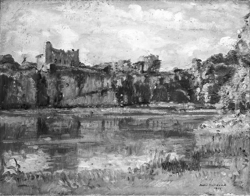 Chepstow Castle (WA1937.52)