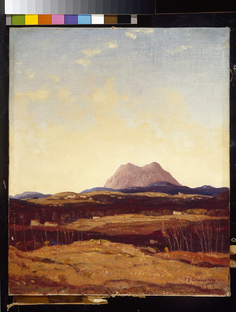 The Hills of Provence (WA1937.59)