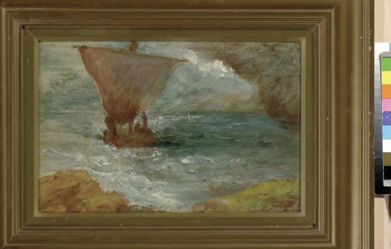 In the Aegean Sea (WA1937.71)