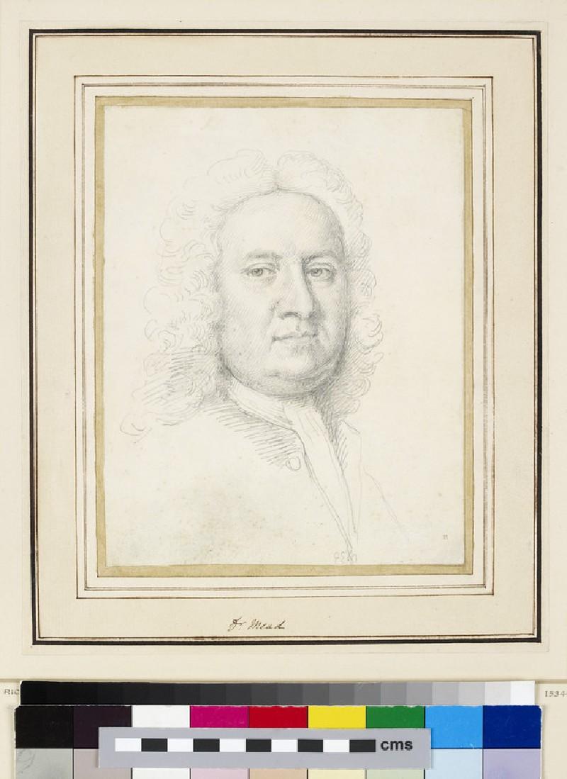 Portrait of Dr Richard Mead