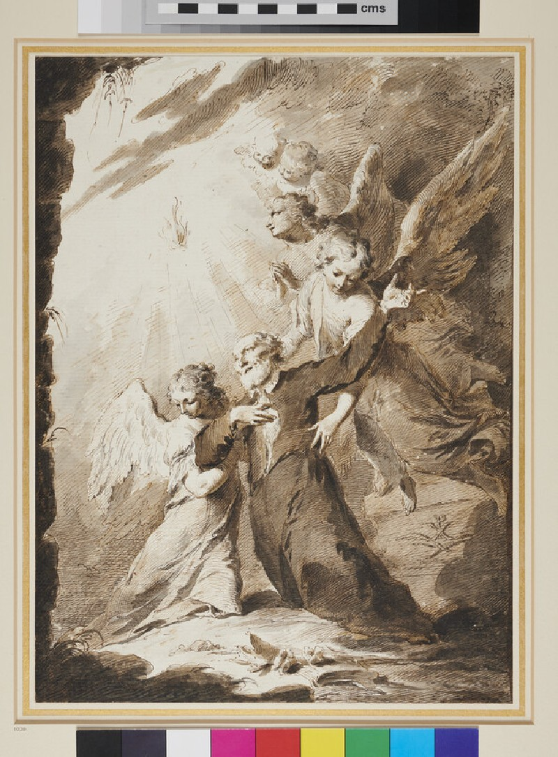 The Ecstasy of St Filippo Neri