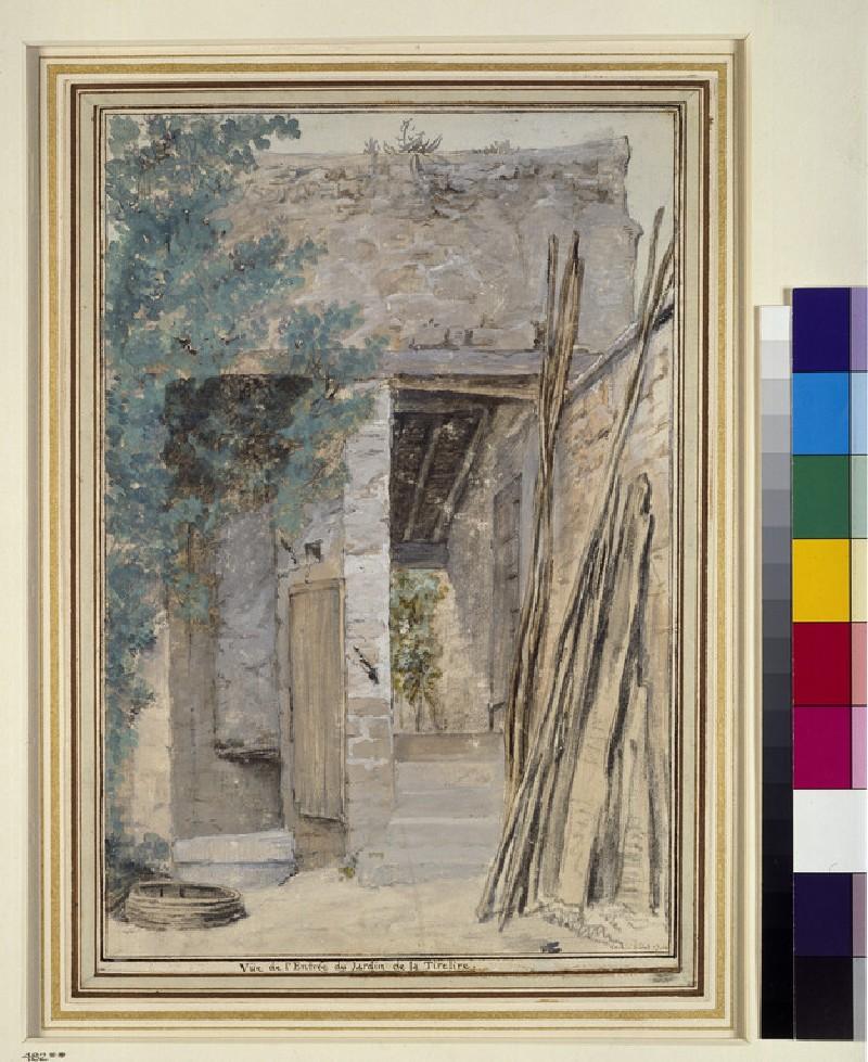 Entrance to a Garden (WA1938.46)