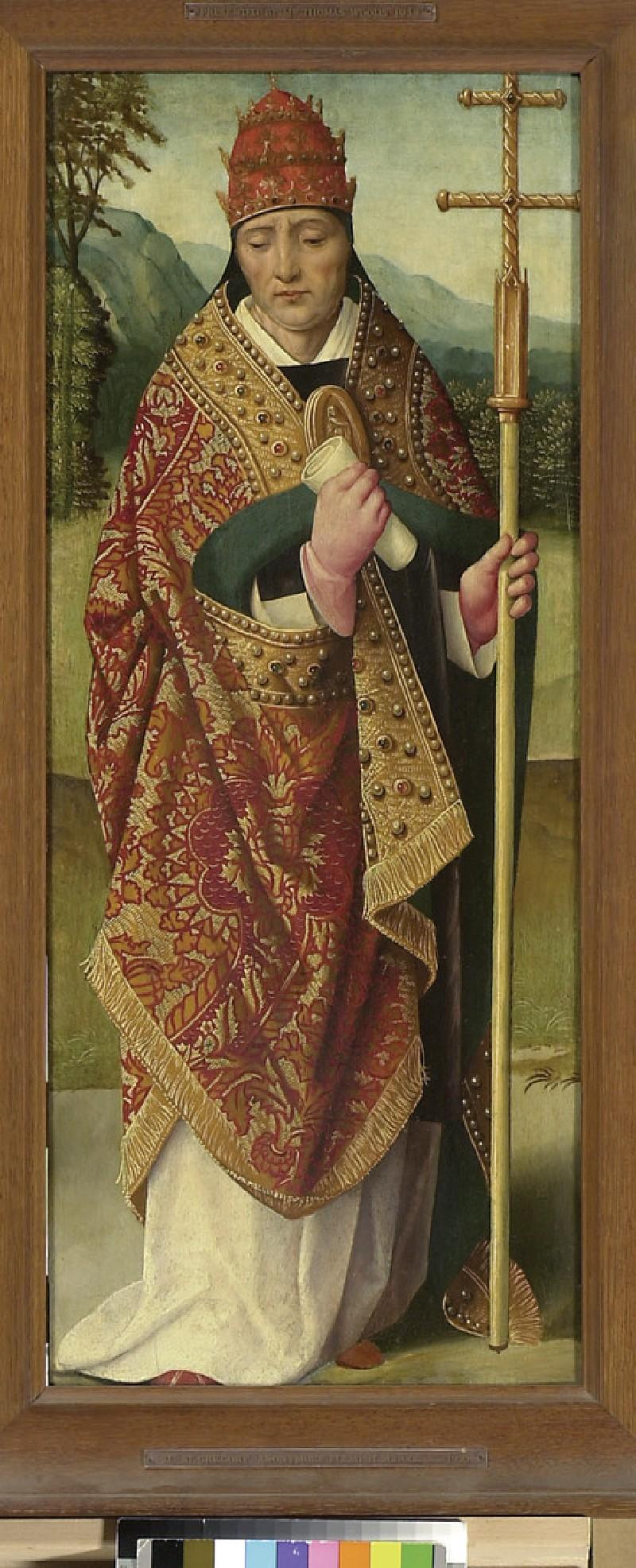 A papal Saint