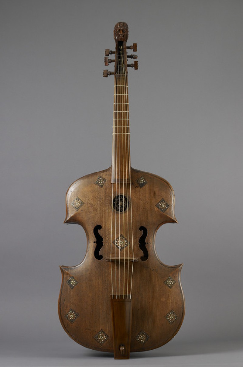 Viol, possibly bass