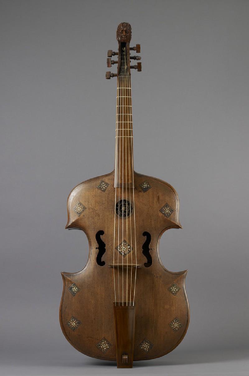 Viol, possibly bass (WA1939.21)