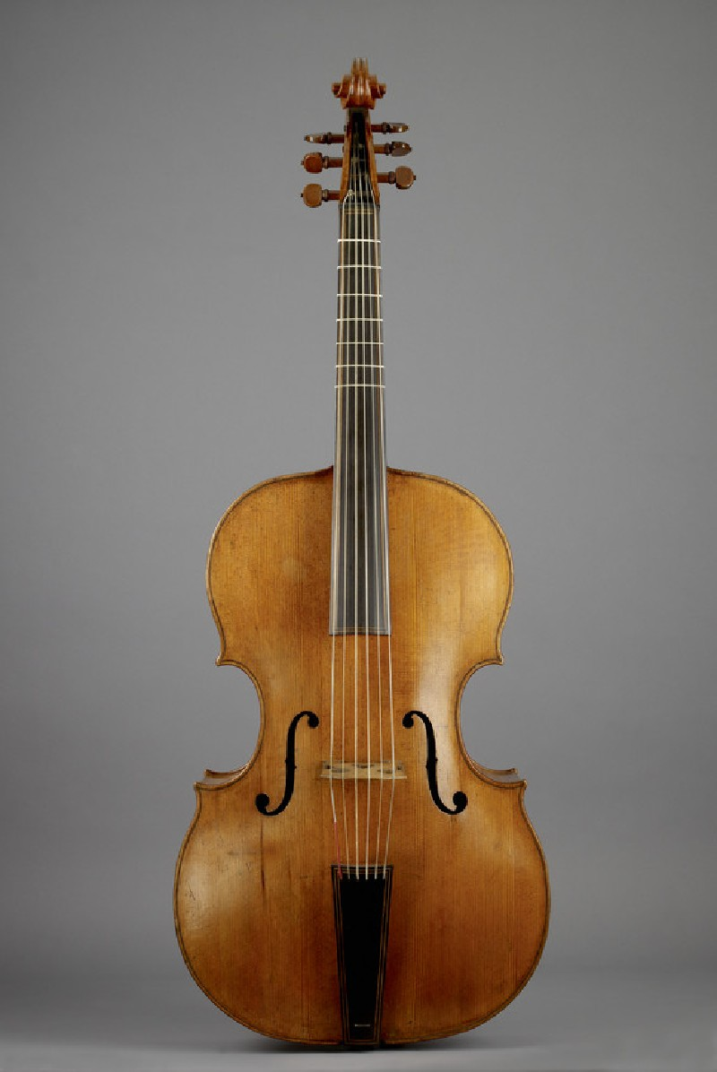 Viol, possibly bass (WA1939.24)