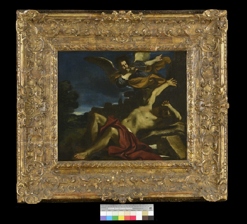 The Vision of St Jerome (WA1939.51)