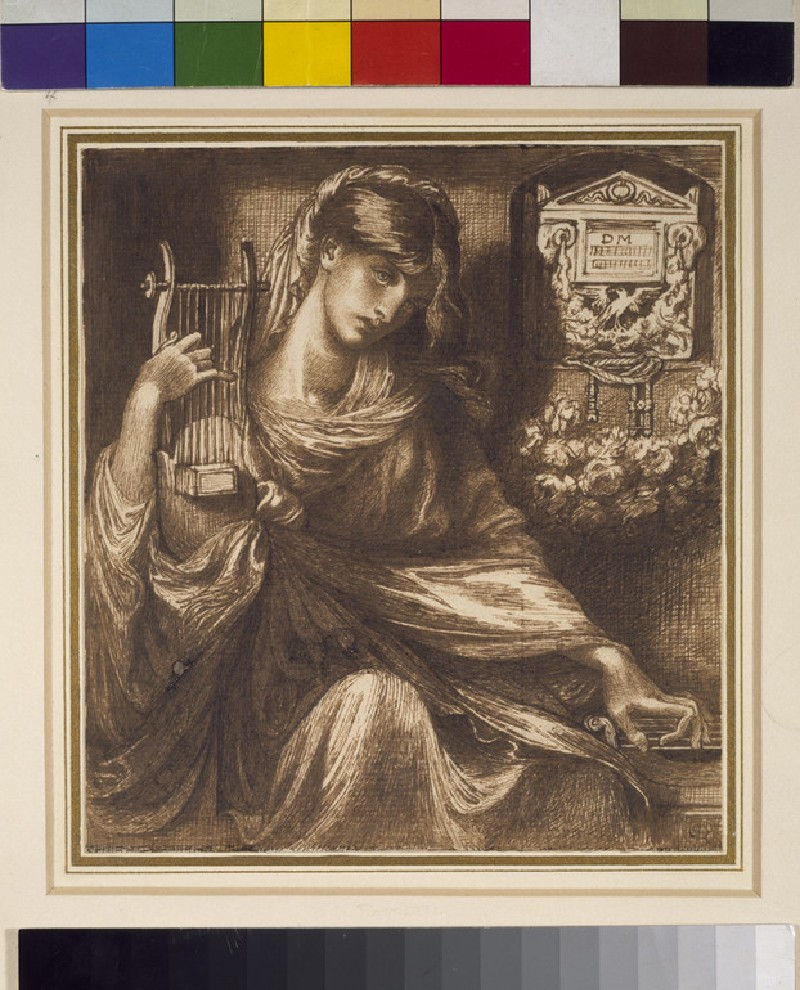 The Roman Widow (WA1939.8)