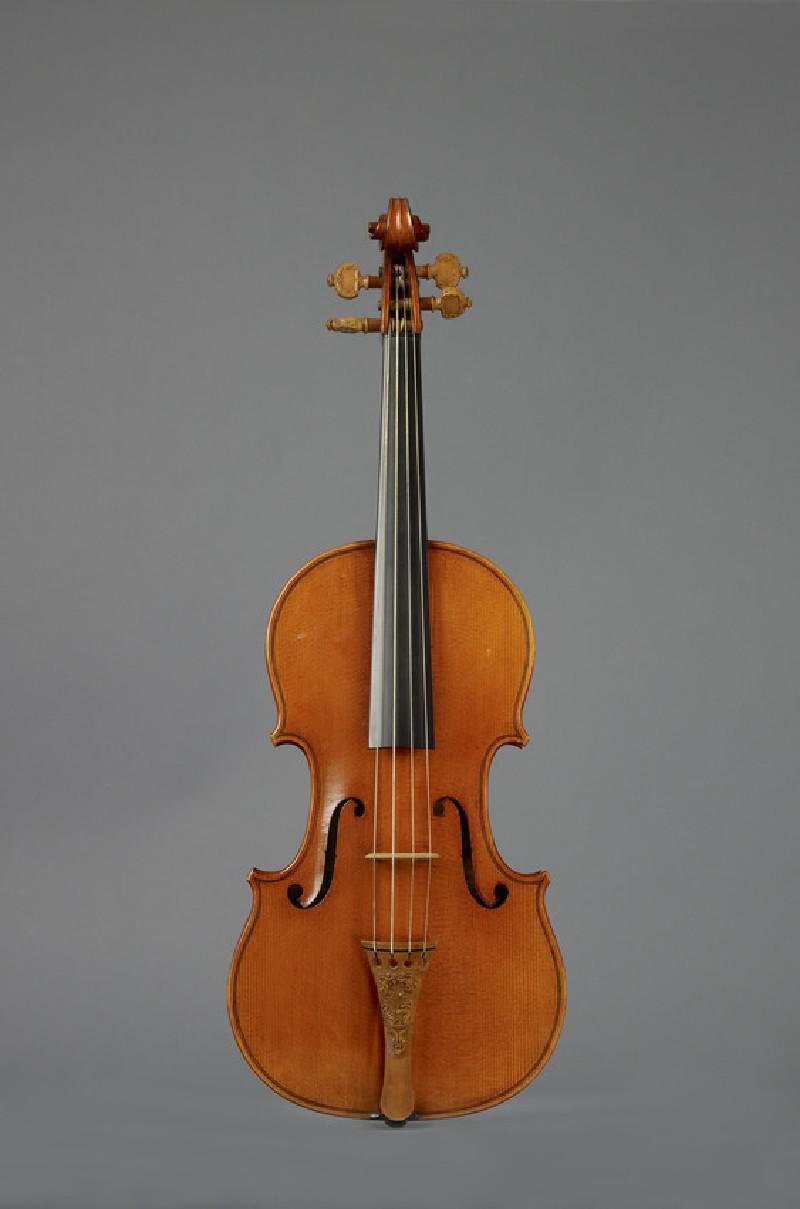 The Messiah violin (Messie) (WA1940.112)