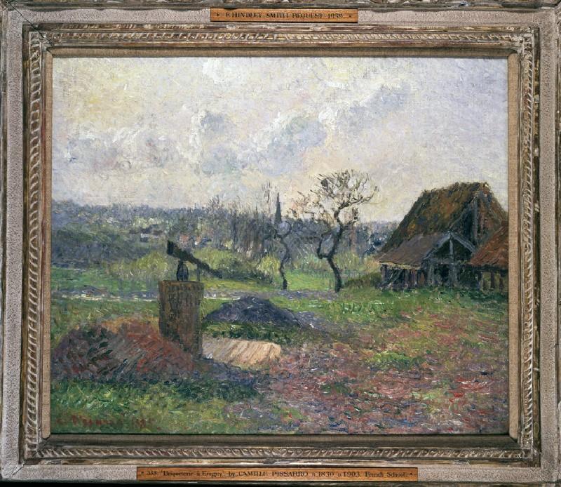 The Delafolie Brickyard, Éragny