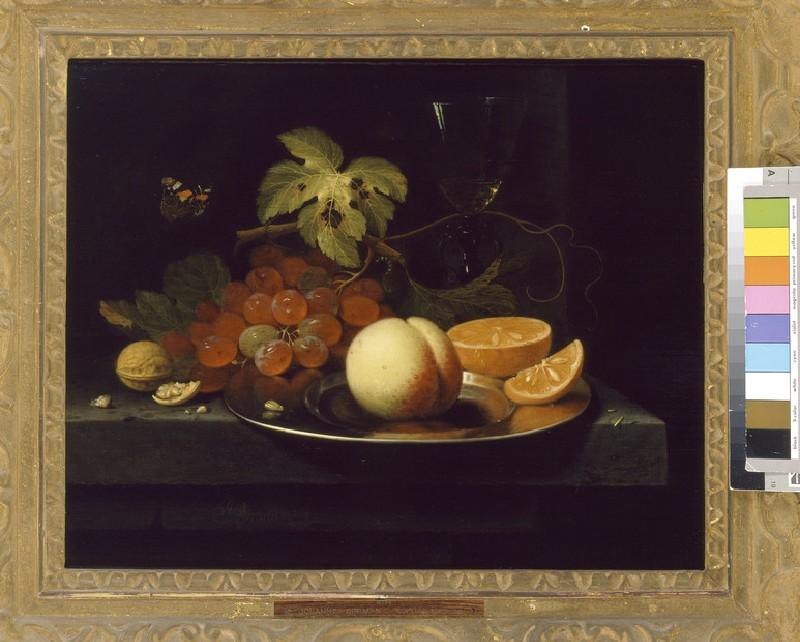 Still Life of Fruit (WA1940.2.14)