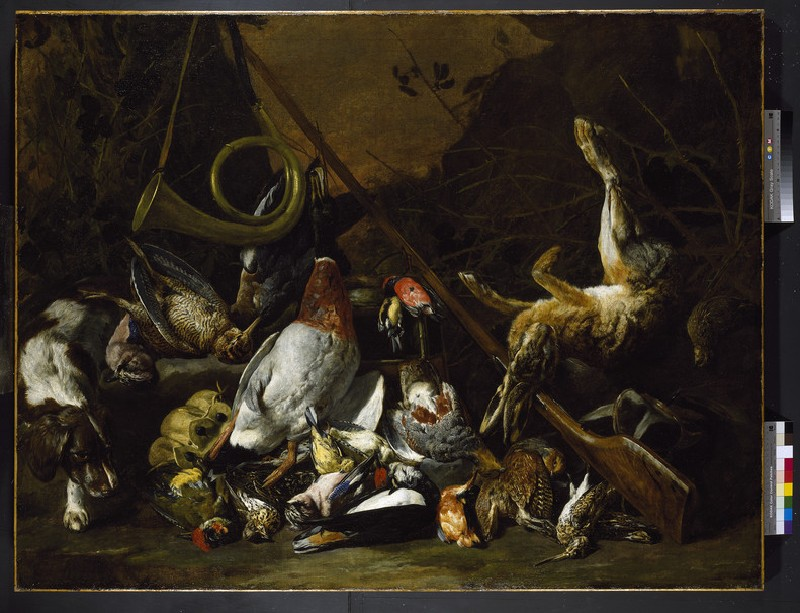 Still Life of Game