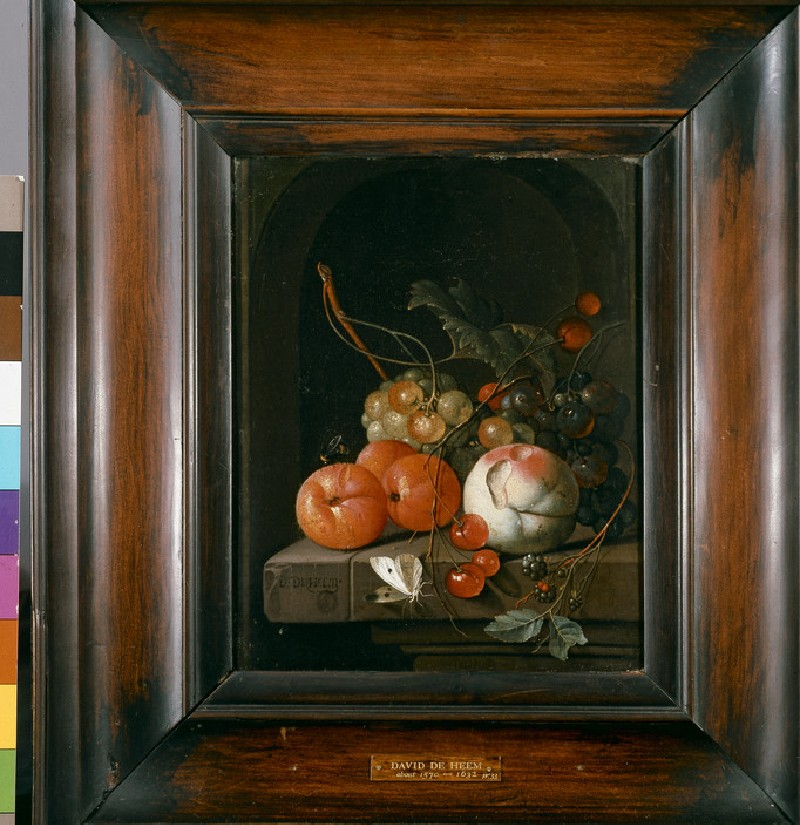 Still Life of Fruit (WA1940.2.33)