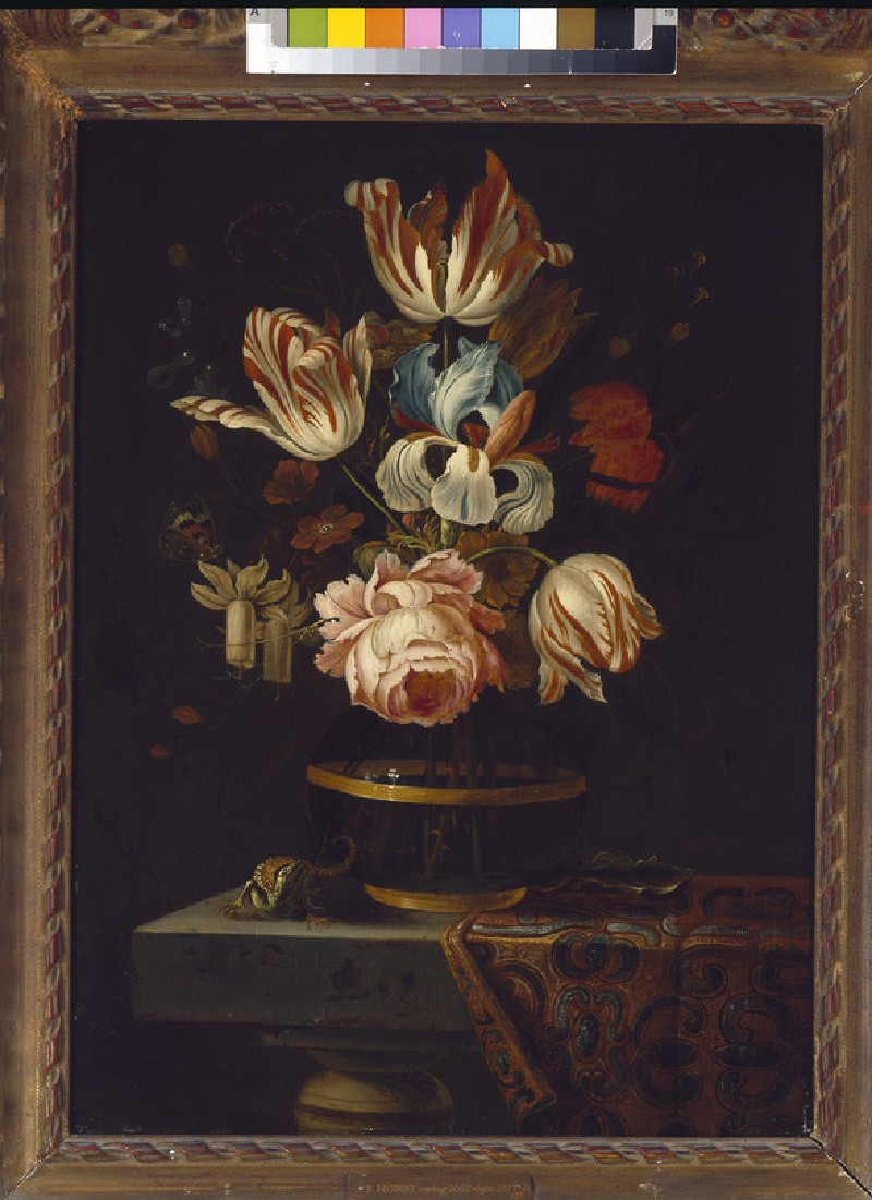 A Vase of Flowers (WA1940.2.37)
