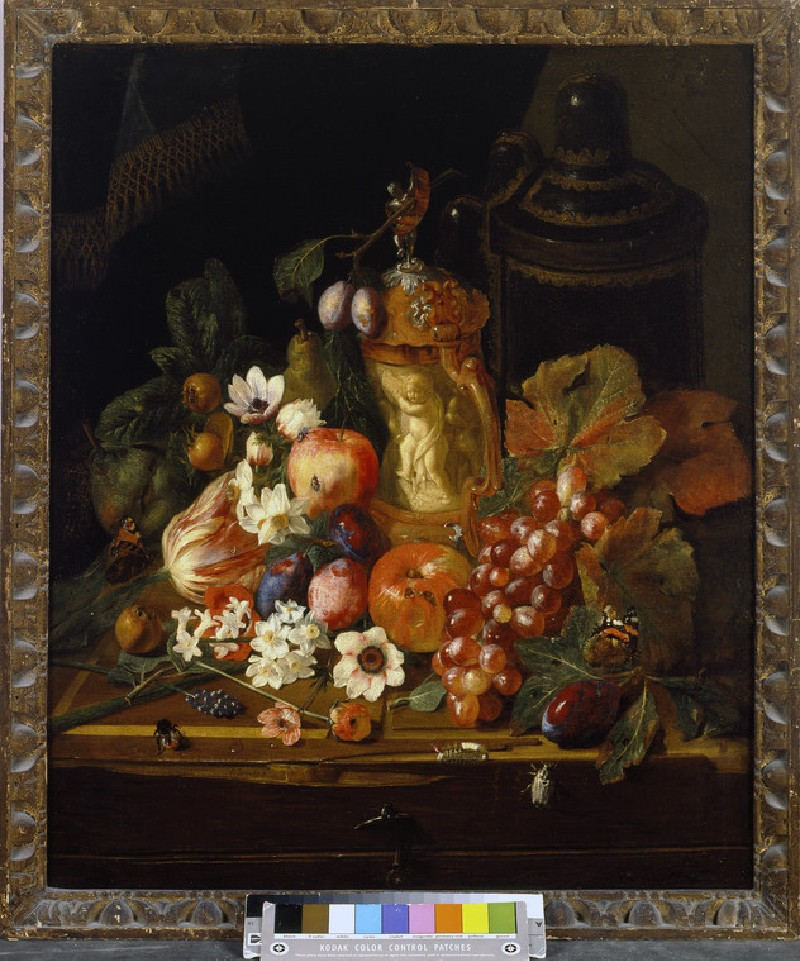 Still Life with Fruit and Flowers (WA1940.2.69)