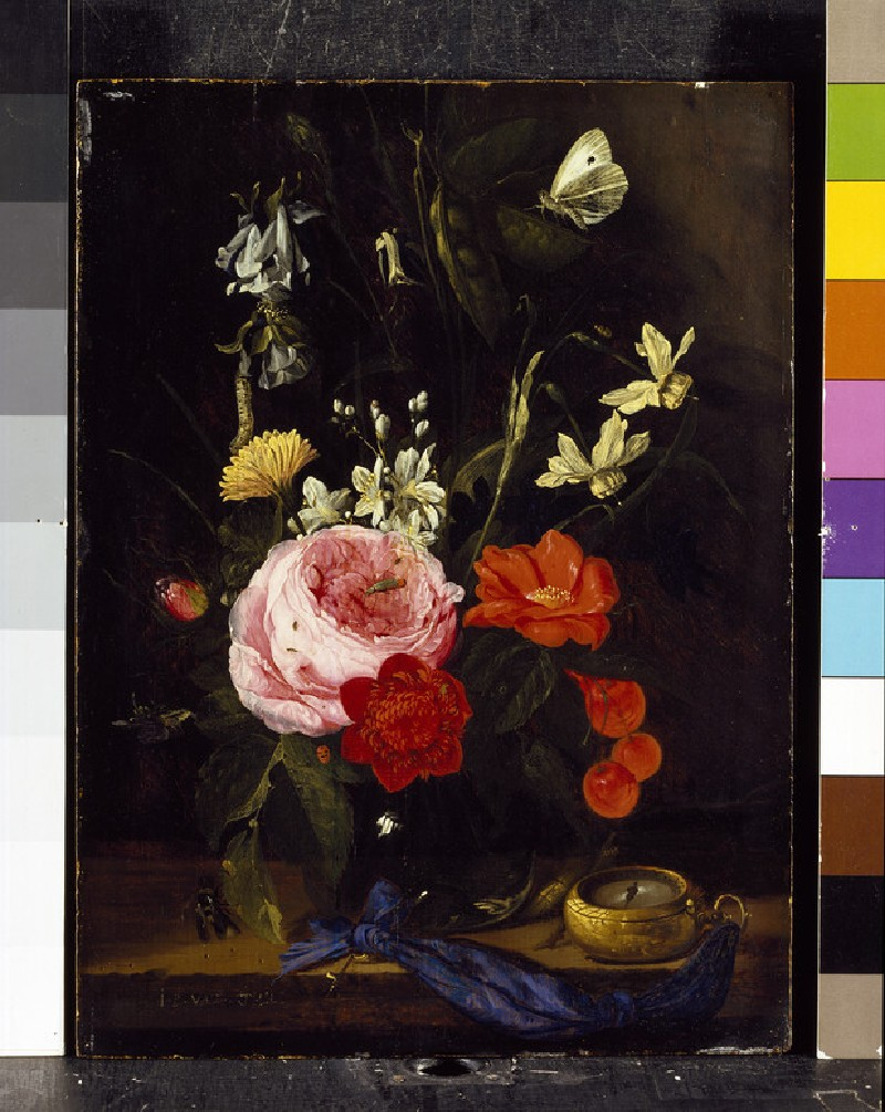 Still Life of Flowers (WA1940.2.81)